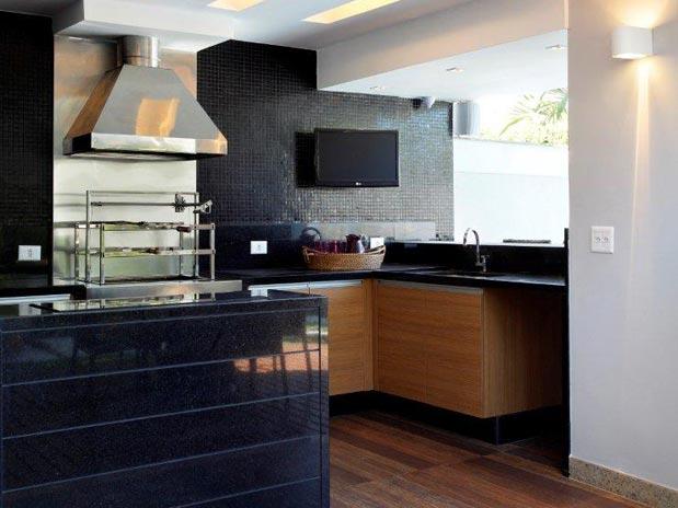 Preferência Decoração churrasqueira e espaço gourmet - Terra SP33